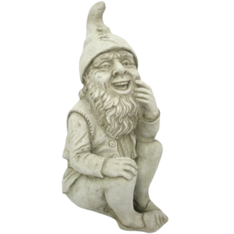 Gnome Laughing