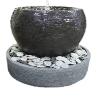 Tapered Water Bowl