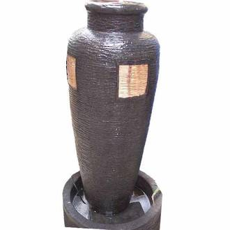 Urn with Copper Inset & Reservoir