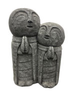 Japanese Jizo Couple
