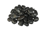 High Polished Pebble Black