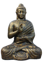 Buddha Sitting - Antique