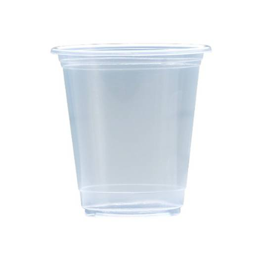 225ml Clear Polypropylene Cups x 50