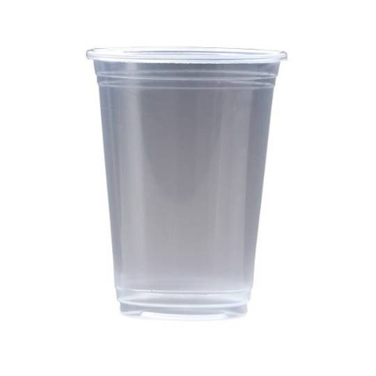 340ml/12oz Clear Polypropylene Cups x 1000