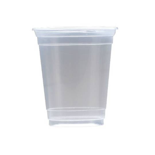 425ml Clear Polypropylene Cups x 50