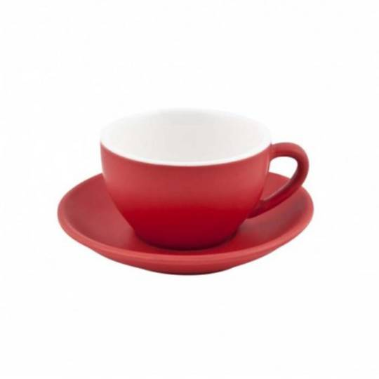 Bevande Rosso Cappuccino Cup 200ml x 6