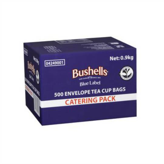 Bushells Tea Envelopes x 1200