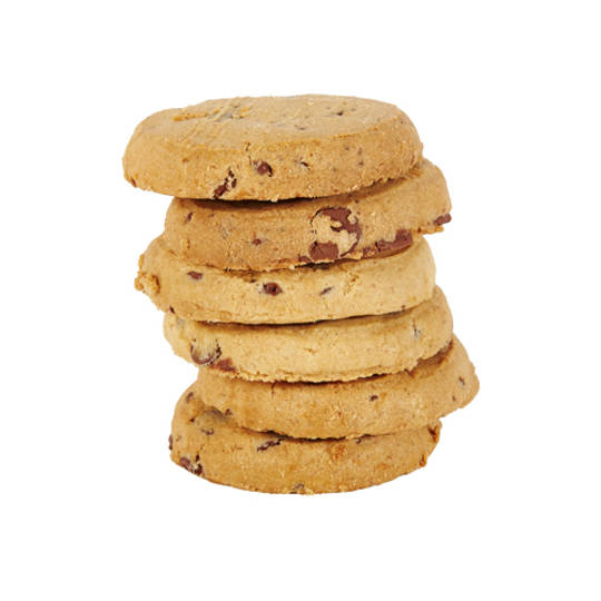 BBCC Milk Chocolate Chunk (No Nuts) Café Cookies