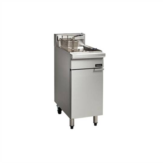 Cobra CF2 Gas Fryer - Single Pan 18L