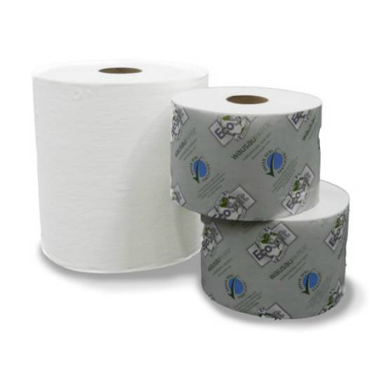 Ecosoft 61970 OptiCore Toilet Tissue 2 Ply 865 Sht x 36 rolls