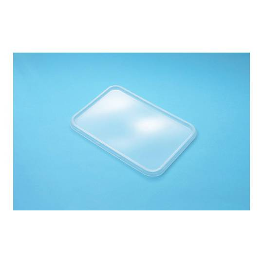 Genfac Lids To Suit Rectangular Containers x 500