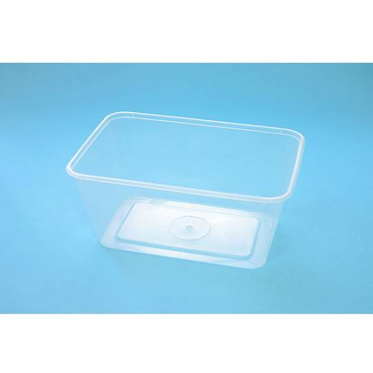 Genfac 1000ml Rectangular Container x 500