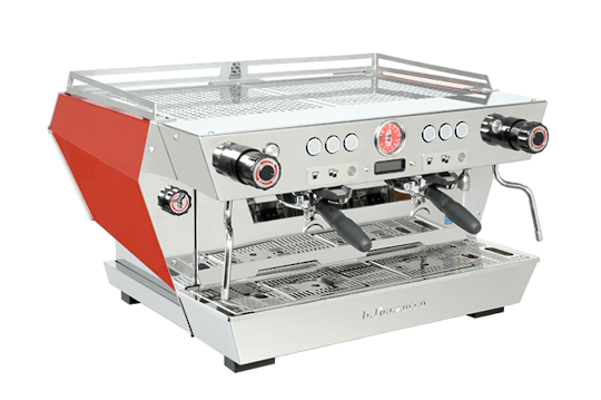 la marzocco KB90 2 Group AV With Scales