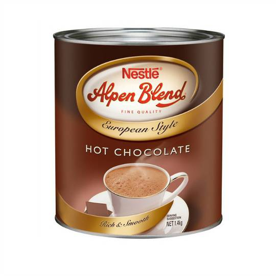 Nestle Alpen Blend Chocolate 1.4kg