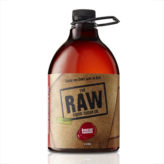 RAW Liquid Sugar 1.5Lt