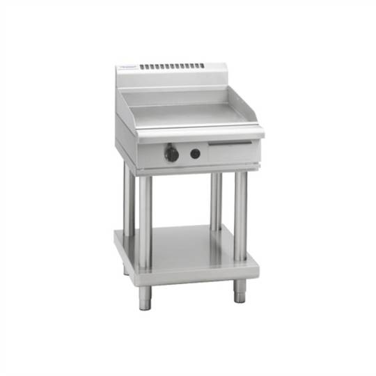 Waldorf GP8600G-LS 600mm Gas Griddle - Leg Stand