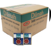 Dilmah Earl Grey Tea Env x 500