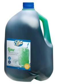 Edlyn Lime Granita Mix 4L