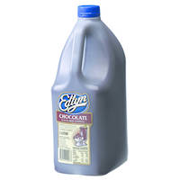Edlyn Chocolate Flavoured Topping 3L