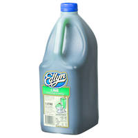 Edlyn Lime Flavoured Topping 3L