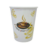Enjoy Your Coffee 12oz Wrapped Cups x 40