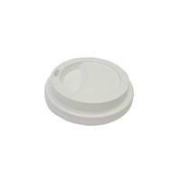 EYC & Esp G White 8oz Travel Lids x 1000