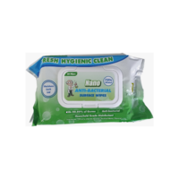 Nano Anti-Bacterial Surface Wipes 80Shts