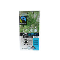 Organic BG&D Decaff Ground Coffee 250gm