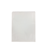 ½ Long White Paper Bag x 1000
