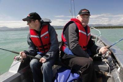 Peter Dunne Tasman Bay