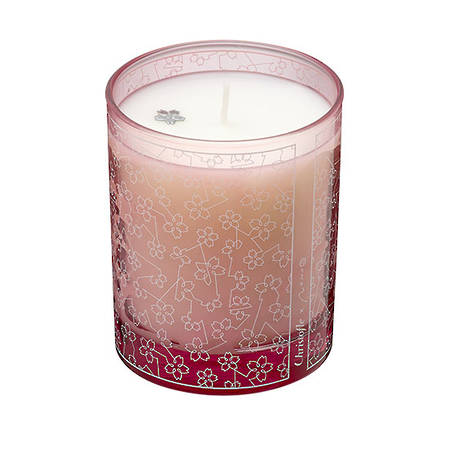 Constellation Scented Candle Pink