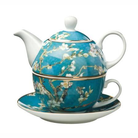 Van Gogh Almond Tree Tea for One