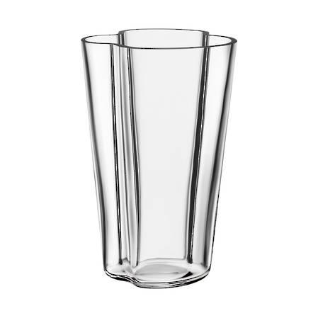 Aalto Paris Vase 22cm Clear