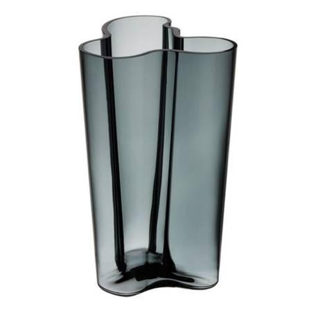 Aalto Vase 25.1cm Dark Grey