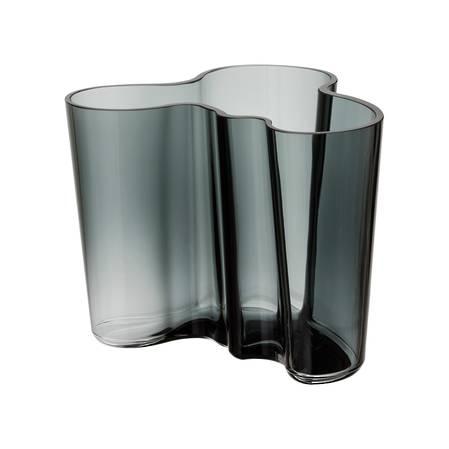 Aalto Vase 16cm Grey