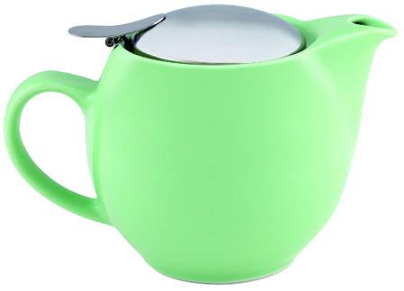 Teapot Apple Green