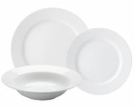 Cucina White 12 piece set