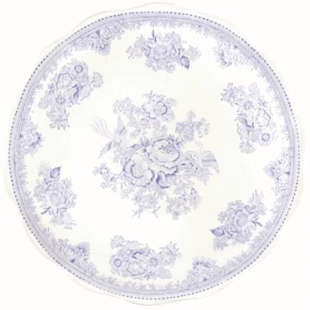 Asiatic Pheasant Cake Plate