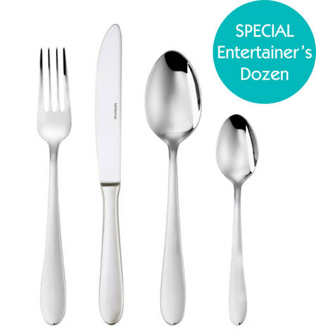 Entertainers Astrid Cutlery Set