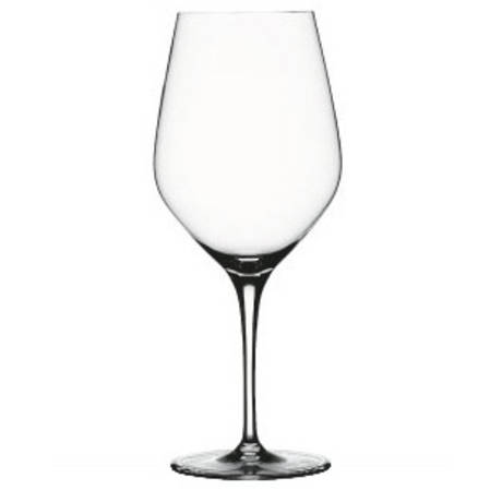 Authentis Bordeaux Glass Set of 4