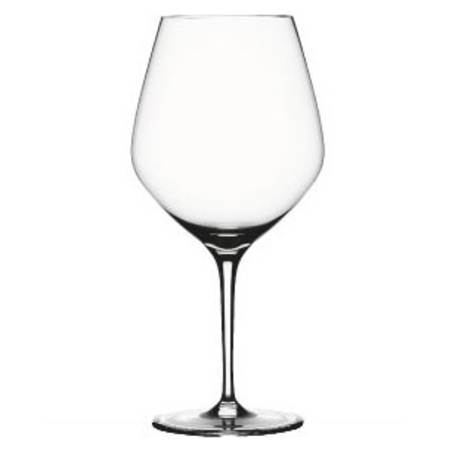 Authentis Burgundy Glass Set of 4