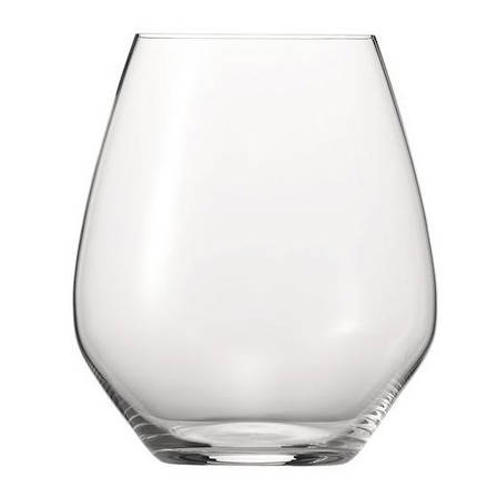 Authentis Casual Burgundy Glass