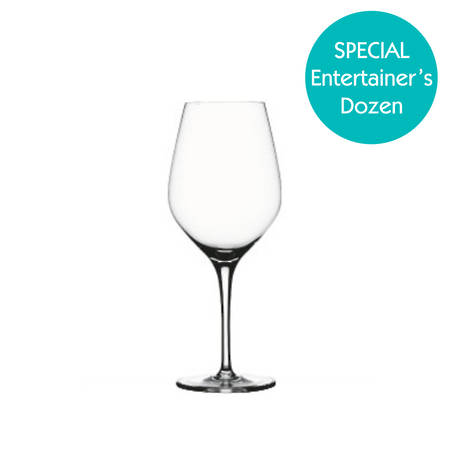 Entertainers Authentis White Wine Glass Set