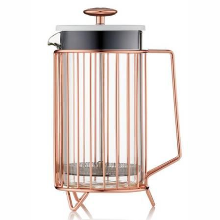 Barista Corrall Plunger Copper