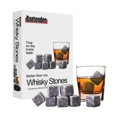 Bartender Whisky Stones