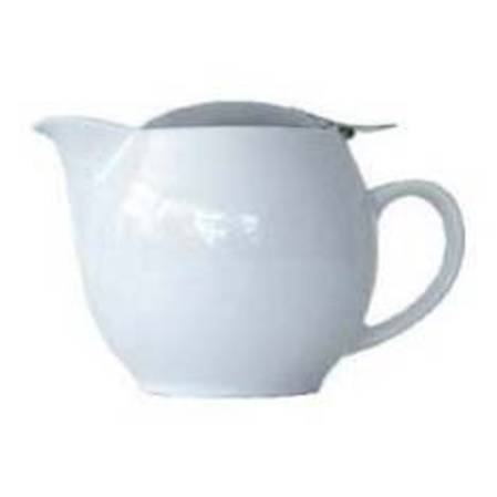 Teapot White - 2 sizes