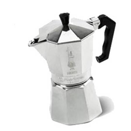 Moka Coffee Maker - Assorted Sizes