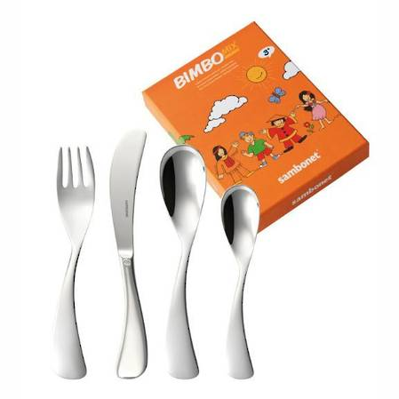 Bimbo Mix Children's Cutlery Set