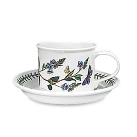 Botanic Garden Breakfast Cup & Saucer Drum