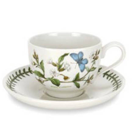 Botanic Garden Breakfast Cup & Saucer